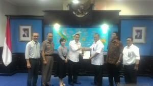 Wali Kota Tomohon Koordinasikan Pembentukan Badan Narkotika