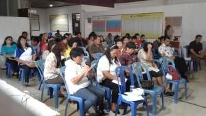 Giliran Tomsel, Tomteng dan Tombar Disosialisasikan Program Kota Sehat