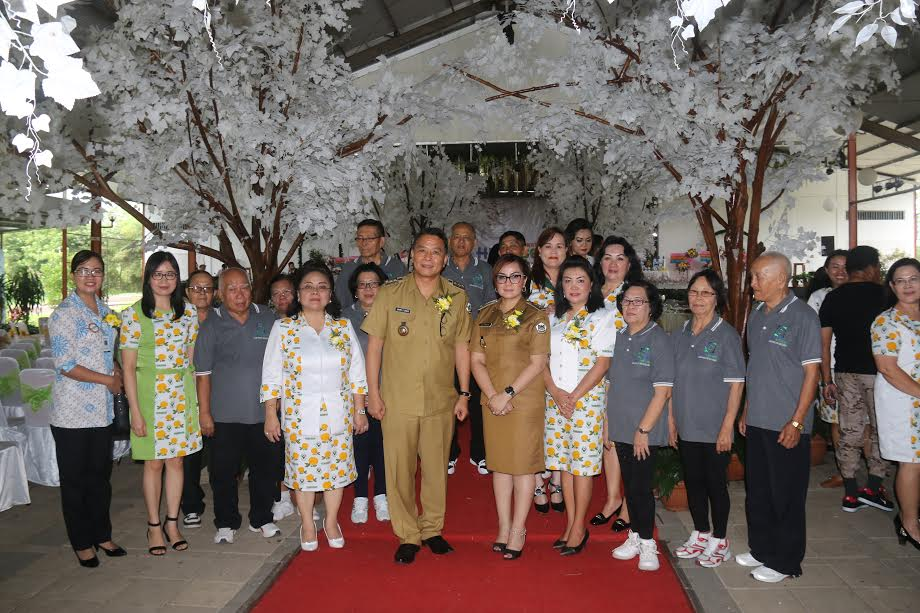Peringatan HKN ke-52 di Kota Tomohon