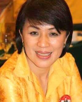 Ketua DPRD Tomohon Ir iky JL Wenur