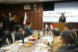 Kota Tomohon Jajaki Kerja Sama Pendidikan dengan Kota Okegawa Jepang