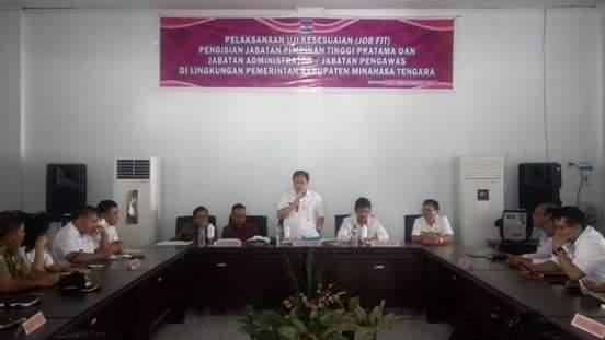 Job Fit di Minahasa Tenggara