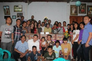 JIT bersama pengurus dan anak-anak Panti Asuhan Mefiboset