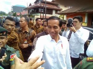 Tomohon, Presiden Jokowi , Ir Joko Widodo