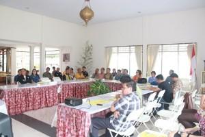 Dishubkominfo Tomohon Gelar Pelatihan SDM Bidang Komunikasi