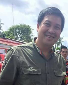 Wakil Gubernur Sulut Drs Steven Kandouw