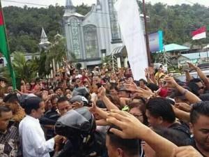 Jokowi , Minahasa, Presiden RI, Ir Joko Widodo