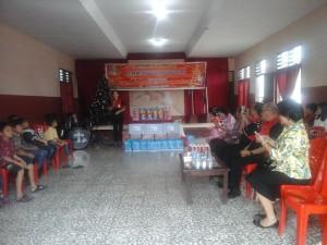 Panti Asuhan Putra Wisma Anugerah , Bank SulutGo cabang Kawangkoan,Jimmy Watti