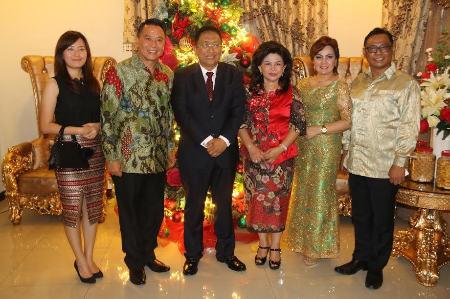 Wali Kota, Wawali bersama Sekprov Sulut