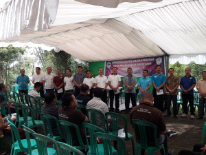 Sosialisasi dan Penjabaran Program P/KB Sinode GMIM Rayon Tomohon