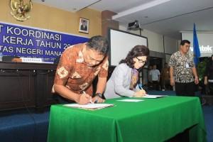 Gubernur Sulut Minta Unima Aktif Berkontribusi dalam Nawa Cita