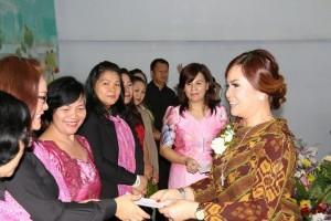 SAS bersama jemaat GMIM Kakaskasen Baitel