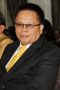 Drs Gerardus E Mogi, Kepala Badan Keuangan Daerah Kota Tomohon