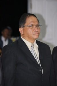 Sekretaris Kota Ir Harold Viktor Lolowang MSc