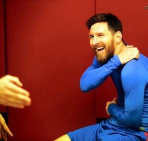 'Tolak' Tawaran Rp1,6 Triliun City, Lionel Messi Tegaskan Tetap di Barcelona
