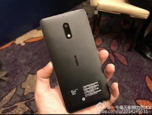 Smartphone Nokia, Nokia 6, harga Nokia 6, spesifikasi Nokia 6