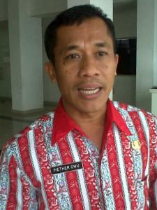 Piether Owu , PBSI , PBSI Minahasa Tenggara