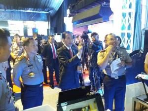 AKBP Arya Perdana SIK SH MSi,AREA , Automatic Reaction Electronic Alarm,