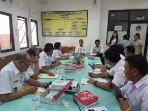 PAD, Sekda Minsel, Drs Danny Rindengan MSi,