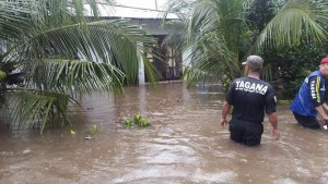 banjir Bitung, longsor bitung