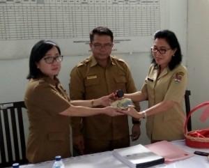 Sertijab Kadis P3A Minahasa Tenggara