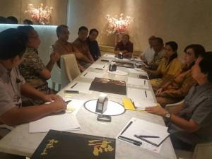 Bupati Minsel Jajaki Kerjasama Dengan Pengusaha Makanan Ternak Nasional
