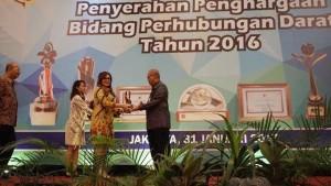 SAS ,menerima penghargaan WTN