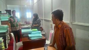 Aset SKPD, Frangky Donny Wongkar