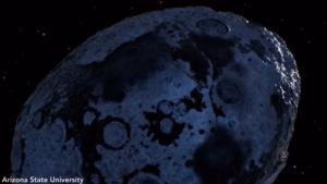 Logam Mulia, Asteroid , Asteroid Psyche