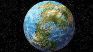 Bumi , mega benua amasia,Ross Mitchell