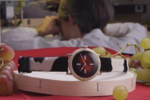 H Moser, jam tangan unik, jam tangan keju,