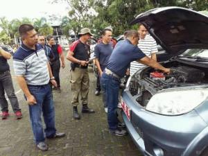 kendaraan dinas, kendis, kendaraan dinas minahasa