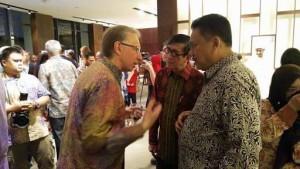 Olly Promosikan Pariwisata Sulut di Hadapan Puluhan Duta Besar Mancanegara dan Ratusan Businessman