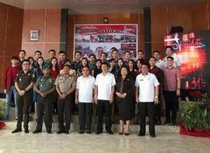 JWS Canangkan Visit Pesona Minahasa 2017