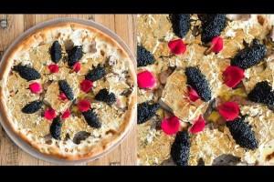 Pizza emas,  Industry Kitchen,  pizza 'Fance'za'