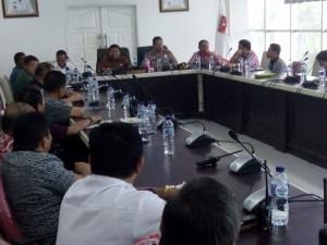 Rapat Forkopimda membahas masalah sosial di Minahasa Tenggara