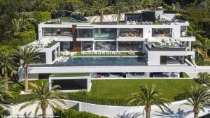 Rumah Termahal,  Bruce Makowsky,Bel Air, Los Angeles,