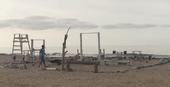 Alcindo Almedia Soares,  Gym Pribadi , Gym , Santa Maria, Cape Verde,