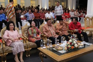 OD-SK Gelar Syukuran Satu Tahun Pimpin Sulut