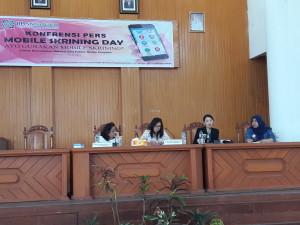 Launching Mobile Screening BPJS Kesehatan di Kota Tomohon