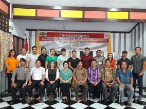 Pengurus PABBSI Sulut, Kota Tomohon dan Pengurus KONI Tomohon