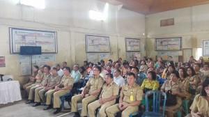 Peserta E-Musrenbang di Kecamatan Tomohon Barat