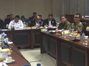 Raker Komite III DPD-RI dengan BNN