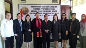 Kelima PPATS yang dilantik