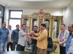 Komisi I DPRD Tomohon Kunjungi Tomohon Tengah dan Tomohon Utara