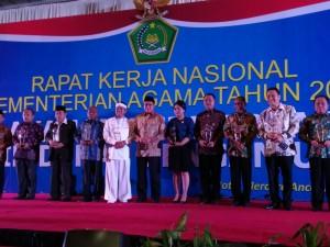 Satu-satunya di Sulut, Tomohon Terima Harmony Award dari Kementerian Agama