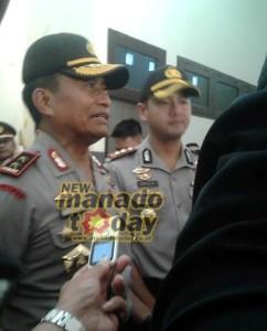 Minahasa Tenggara , Polres ,Irjen Pol Bambang Waskito,