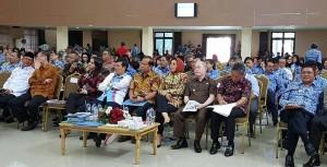 Wabup Minsel Hadiri Rakorev RKPD Tahun 2016 di Graha Gubernuran Bumi Beringin