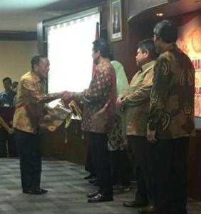 LHE AKIP 2016, Pemkab Minsel