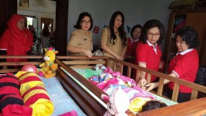TP-PKK Sulut, Kartika Devi Kandouw Tanos, Rita Dondokambey Tamuntuan